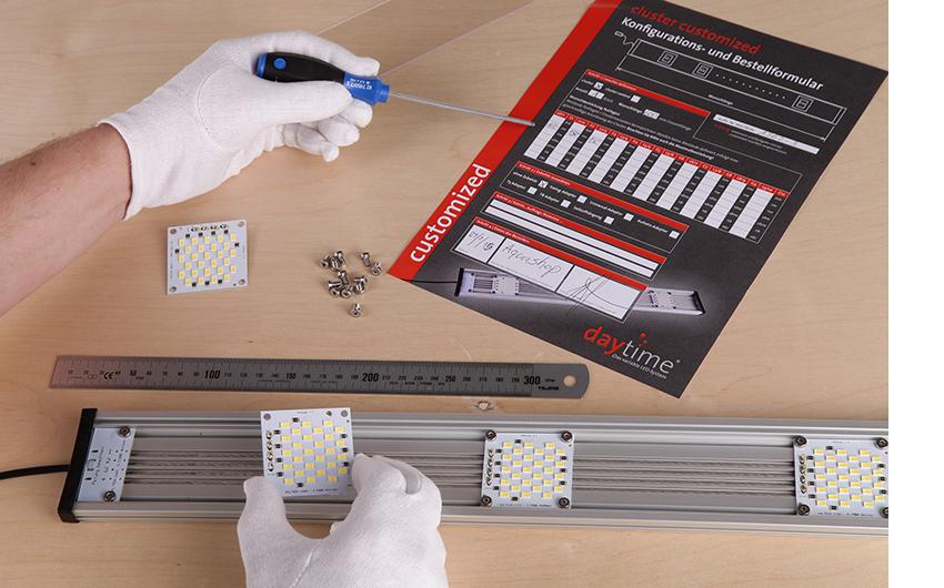 Daytime LED Kundenwunsch