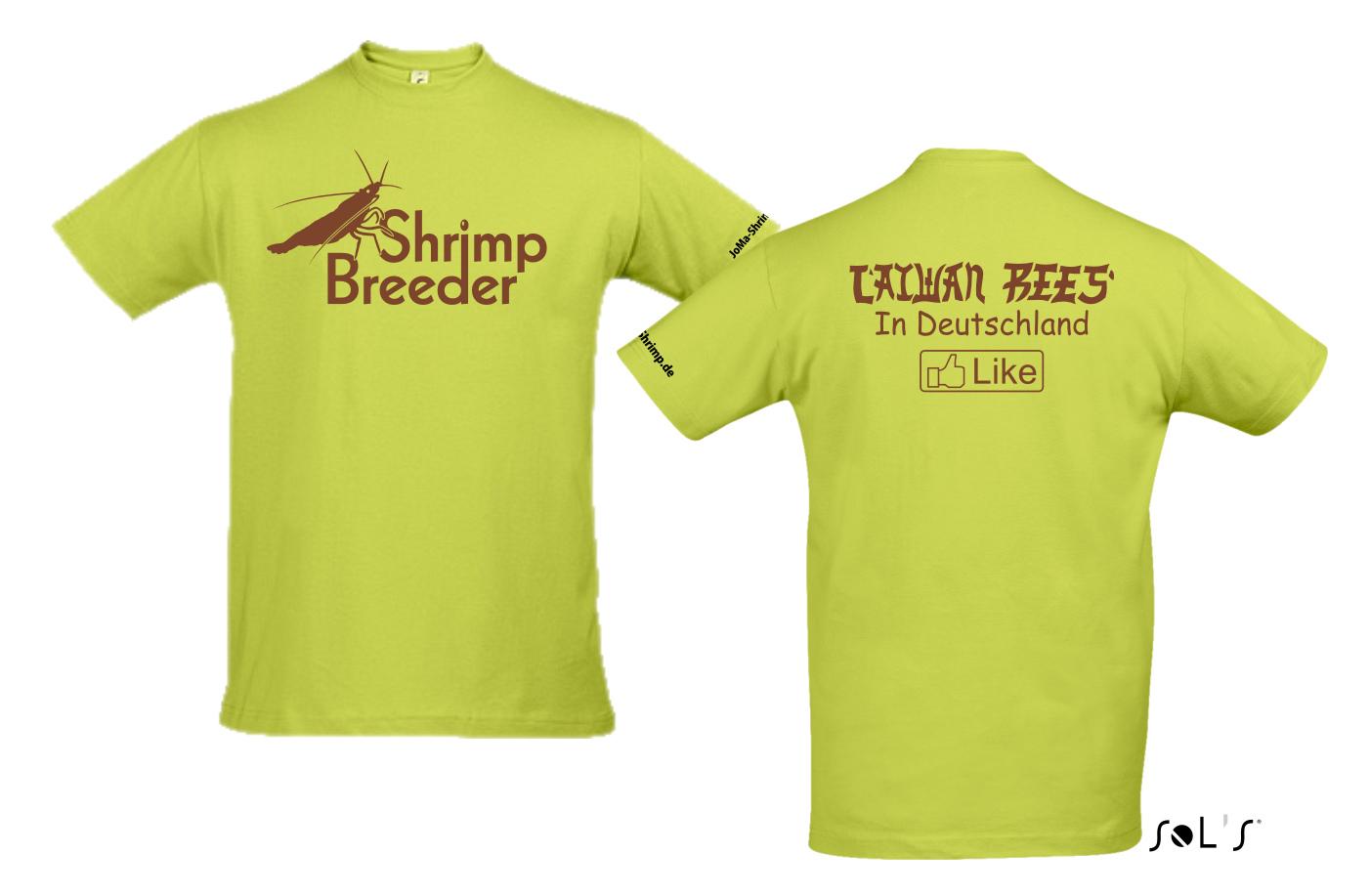 Taiwan Bees in Deutschland T-Shirt