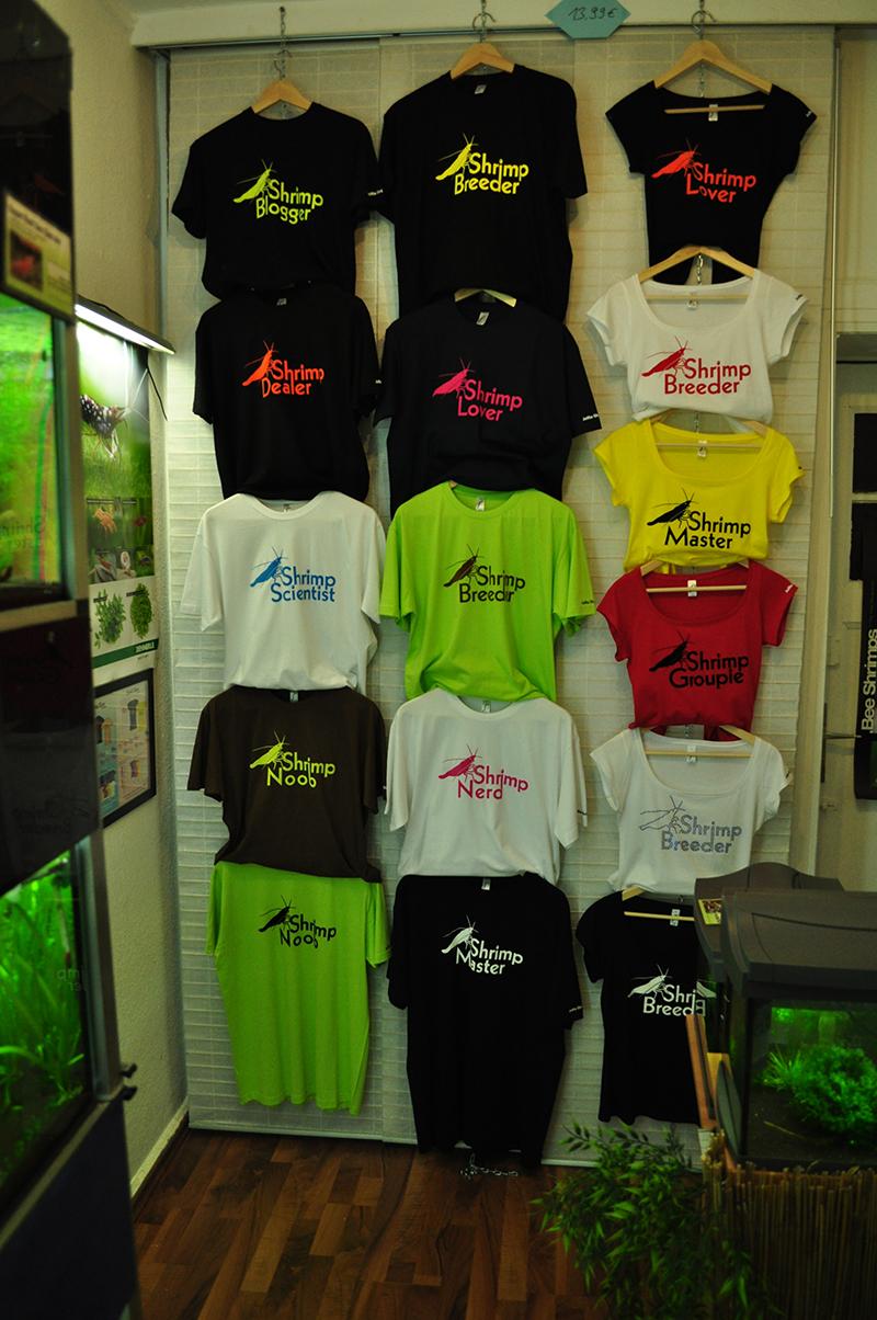 Garnelen T-Shirts