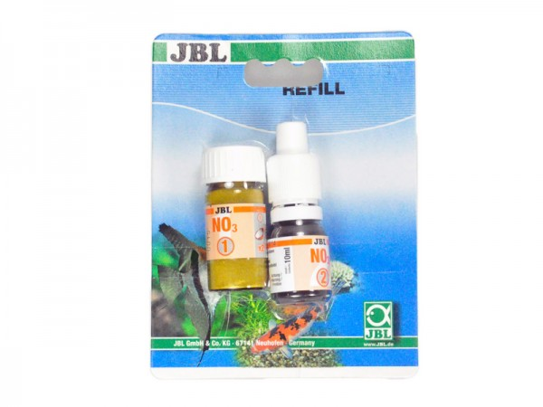 JBL NO3 - Test Nitrat Nachfüllpack Refill