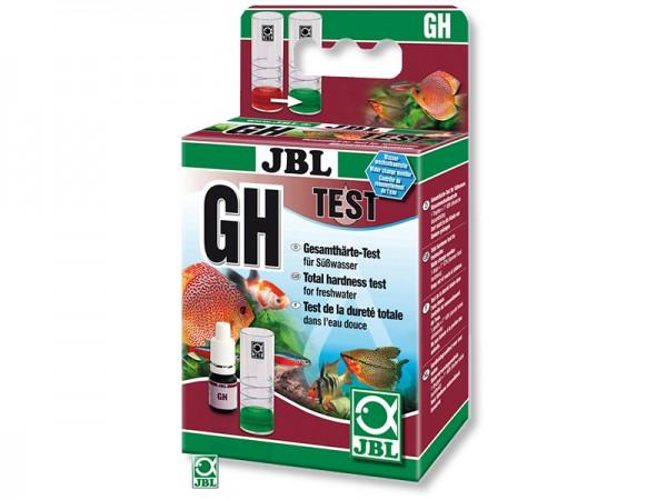 JBL GH - Test Gesamthärte
