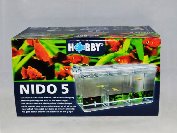 Breeding Box HOBBY Nido 5