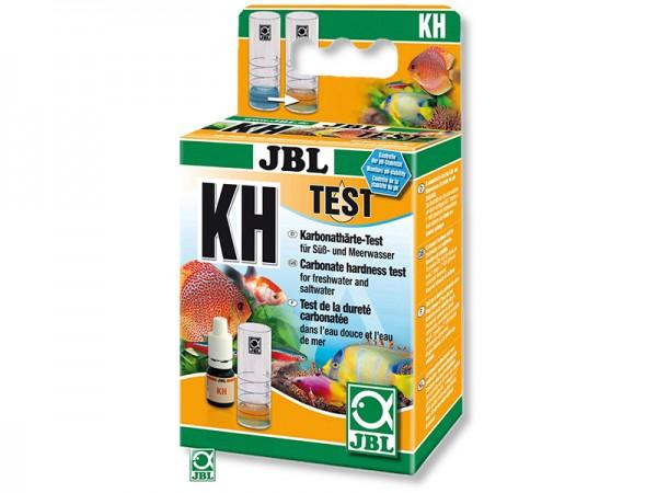 JBL KH - Test Karbonathärte