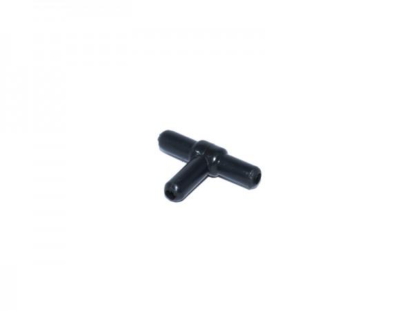 T-Stück für Schlauch 4/6mm
