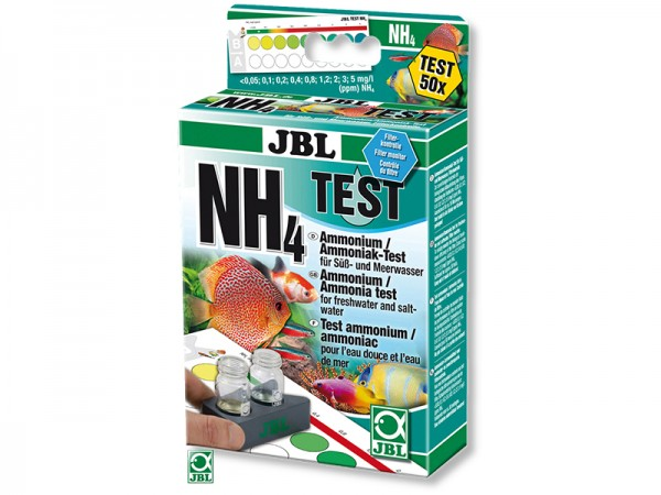 JBL NH4 - Test Ammonium/Ammoniak