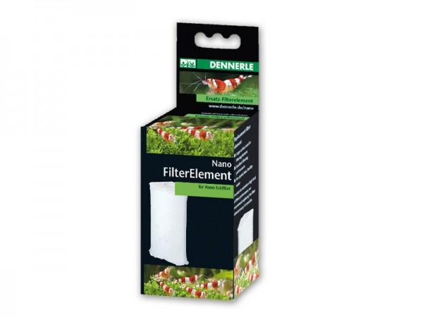 Dennerle Nano Filterelement Ersatzkartusche