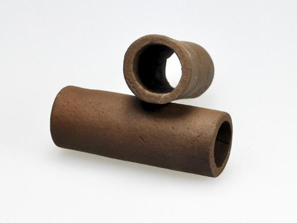 Nano Krebs und Garnelen Röhren Größe 2 schwarz